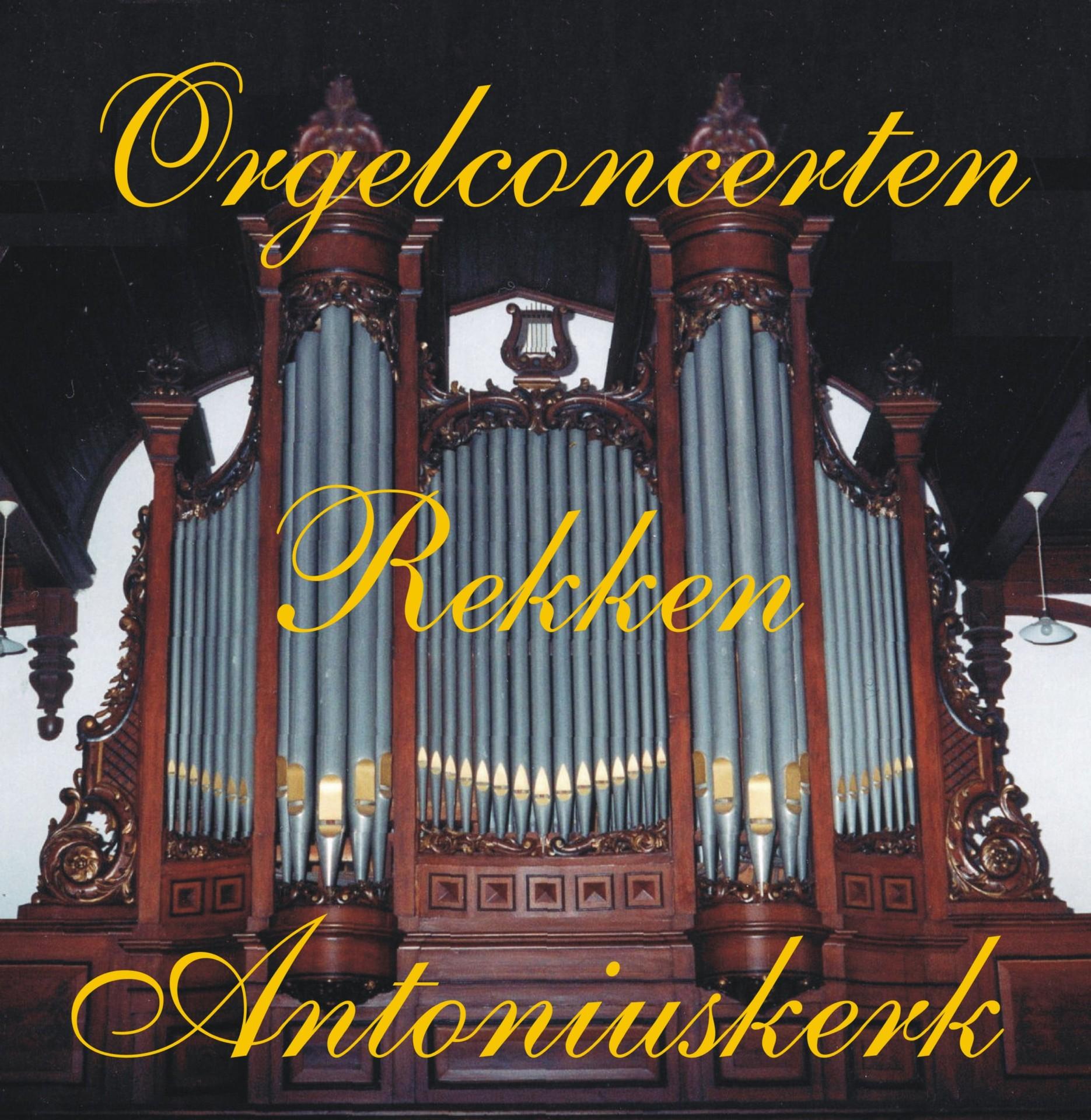 Orgelconcerten Rekken